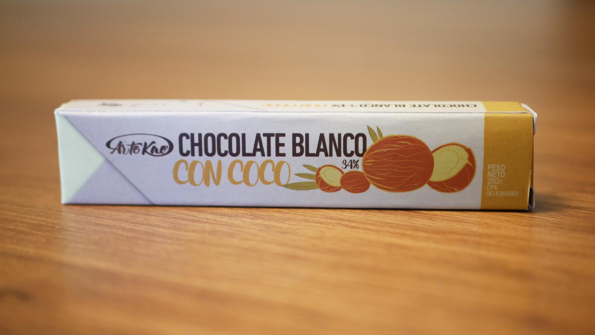 Tableta de Chocolate Artekao