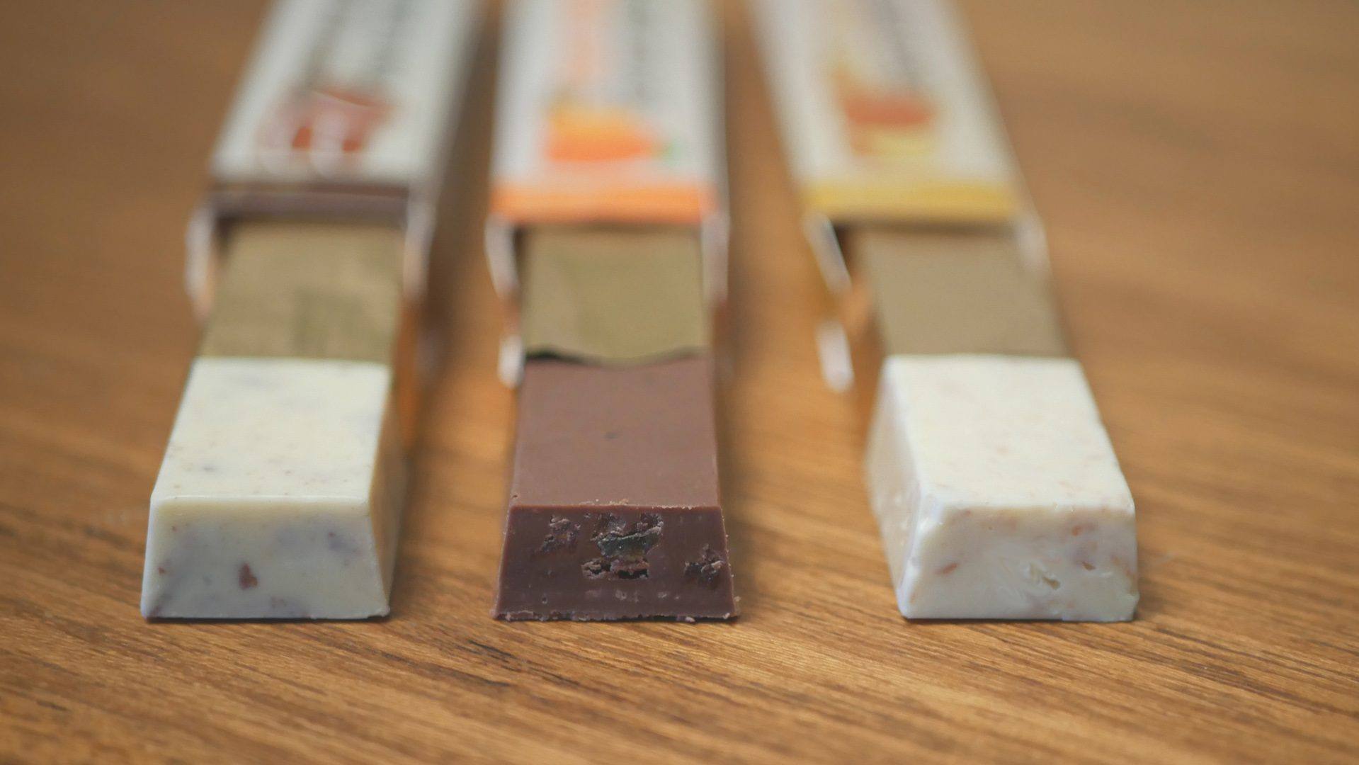 Tabletas de chocolate Artekao