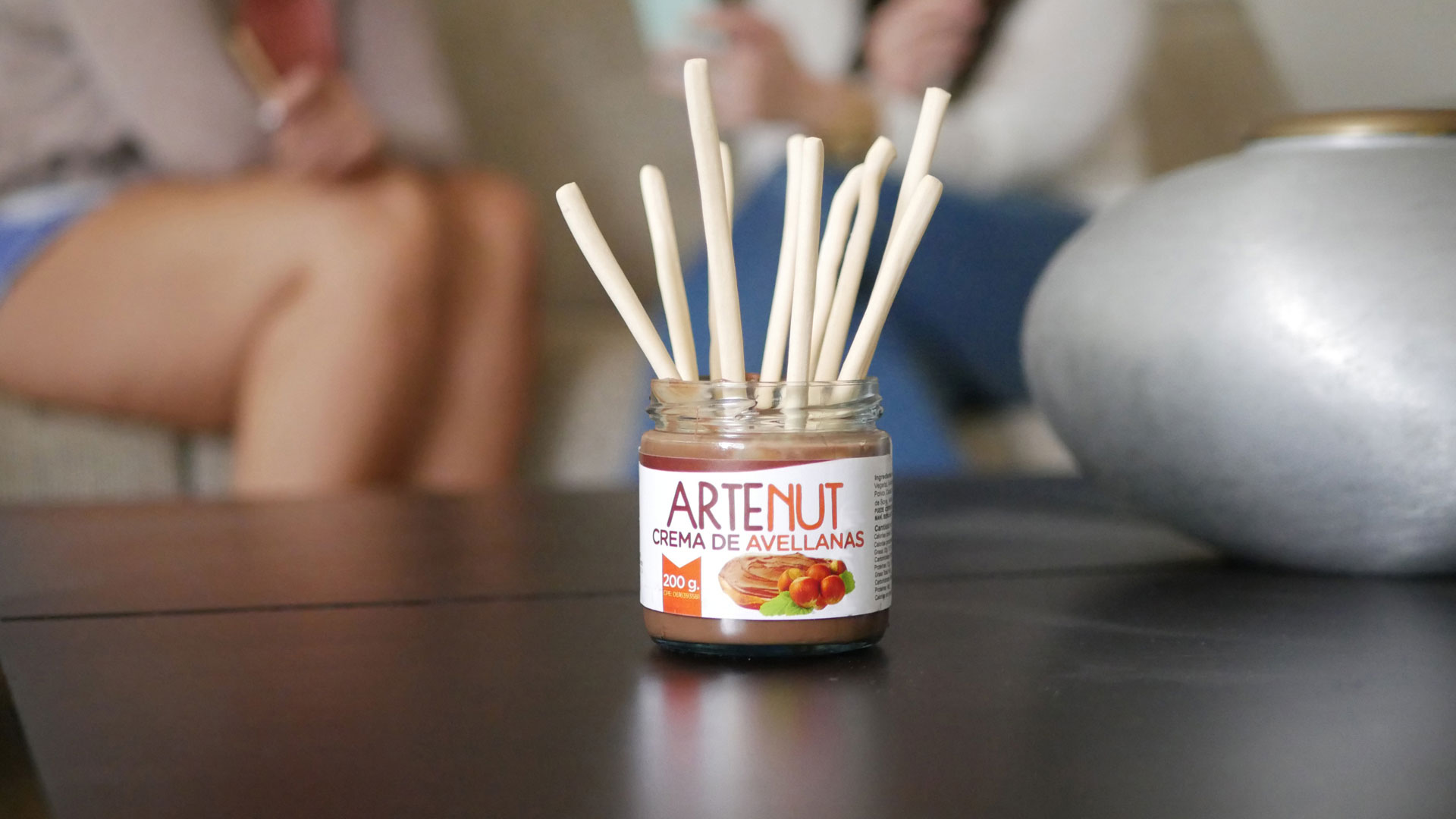 Artenut Crema de Avellanas de Artekao